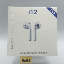 Наушники Bluetooth i12 Wireless Earphone